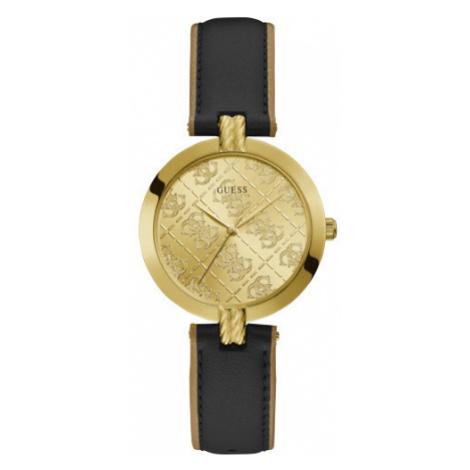 Zegarek GUESS - G Luxe GW0027L1 BLACK/GOLD