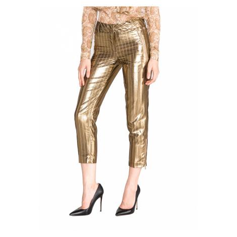 TWINSET Spodnie Złoty