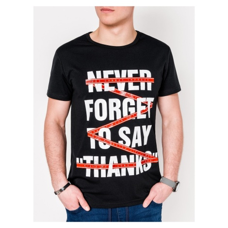 Ombre Clothing Men's printed t-shirt S1085