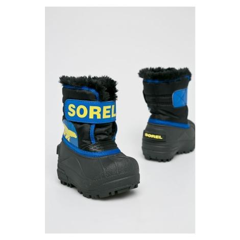 Sorel - Buty dziecięce Toddler Snow Commander