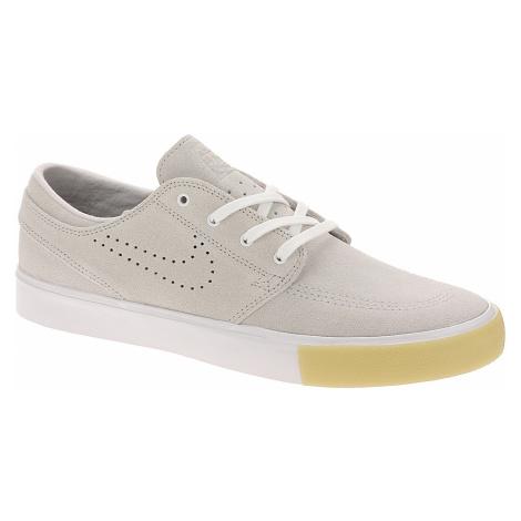 buty Nike SB Zoom Janoski RM SE - White/White/Vast Gray/Gum/Yellow