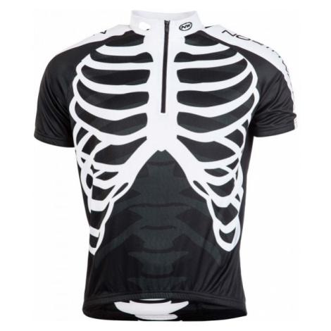 Northwave SKELETON biały XL - Koszulka rowerowa męska