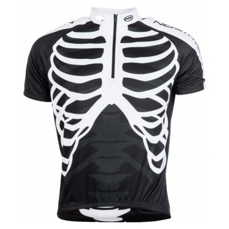 Northwave SKELETON czarny XXL - Koszulka rowerowa męska