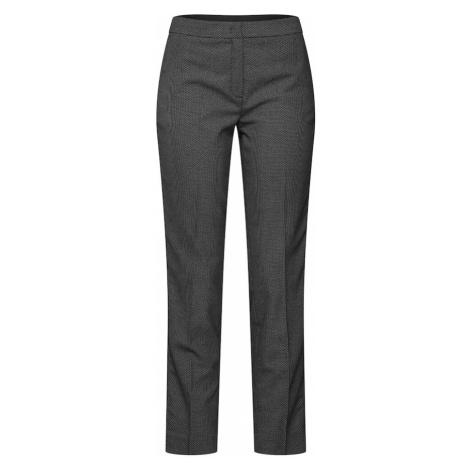 MORE & MORE Spodnie w kant beżowy / czarny