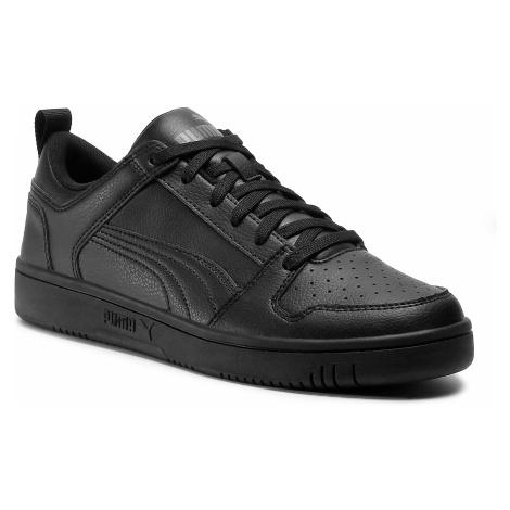 Sneakersy PUMA - Rebound Layup Lo Sl 369866 10 Puma Black/Black/Dark Shadow