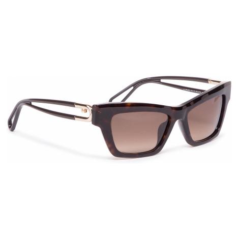 Okulary przeciwsłoneczne FURLA - Sunglasses SFU465 WD00006-ACM000-AN000-4-401-20-CN-D Havana