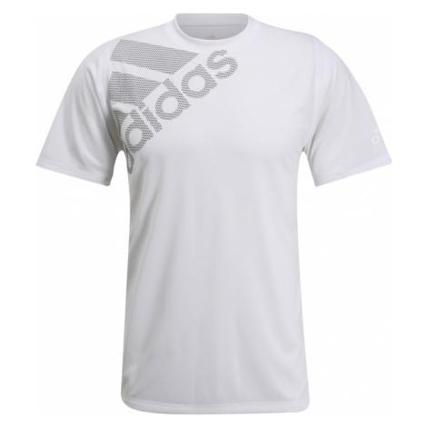 ADIDAS PERFORMANCE Koszulka funkcyjna 'FL_SPR GF BOS' biały / czarny