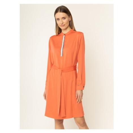 Sukienka koszulowa Calvin Klein