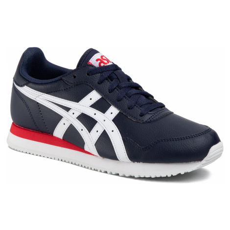 Sneakersy ASICS - Tiger Runner 1191A301 Midnight/White 400