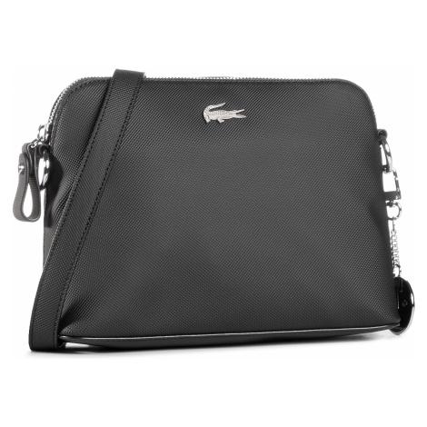 Torebka LACOSTE - Dome Crossover Bag NF3295DC Black 000