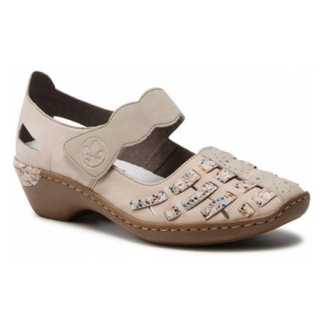 Damskie obuwie Rieker