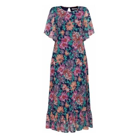 POSTYR Sukienka 'ANA' niebieski / mieszane kolory