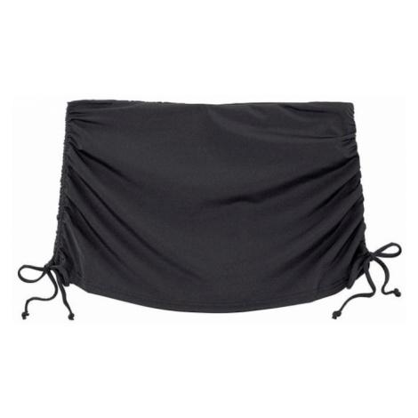 LASCANA Dół bikini czarny