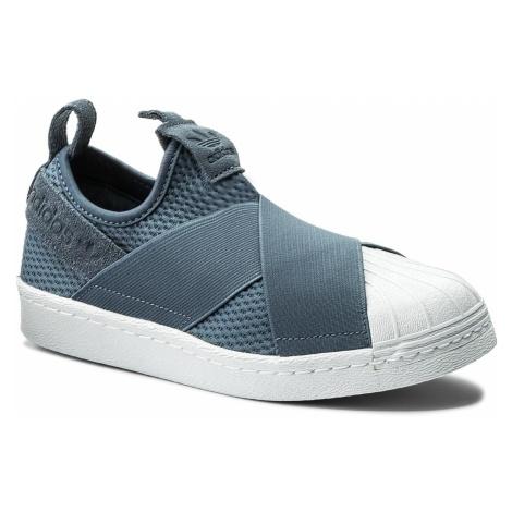 Buty adidas - Superstar Slipon W CQ2384 Rawste/Rawste/Ftwwht