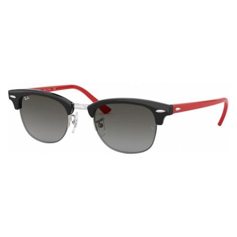 Ray-Ban Okulary przeciwsłoneczne czarny / jasnoczerwony