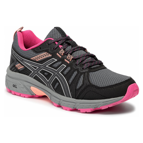 Buty ASICS - Gel-Venture 7 1012A476 Carrier Grey/Silver 021