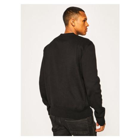 MCQ Alexander McQueen Sweter 577570 RON01 1000 Czarny Regular Fit