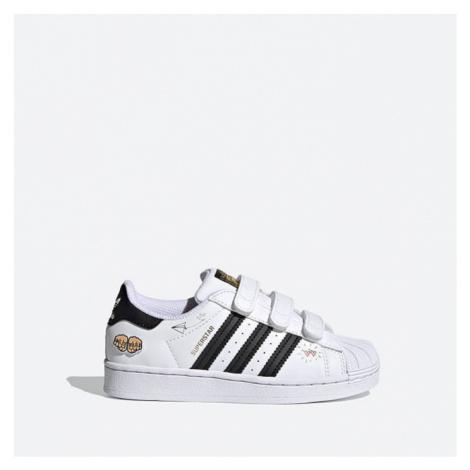 Buty dziecięce sneakersy adidas Originals Superstar 2.0 Cf C FZ0615