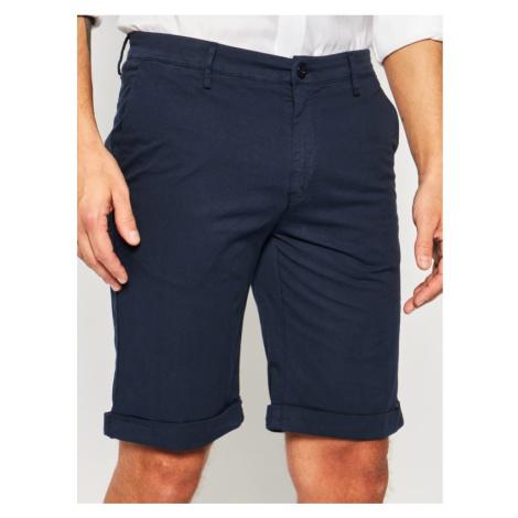 Szorty materiałowe Trussardi Jeans