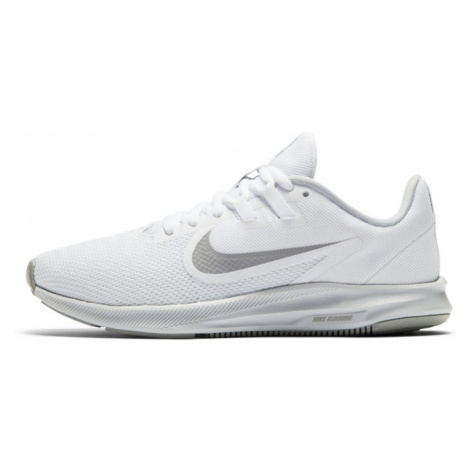 Damskie buty do biegania Nike Downshifter 9 - Biel