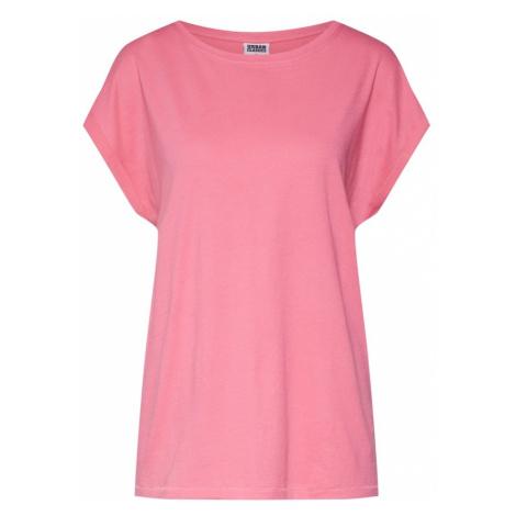 Urban Classics Koszulka różowy