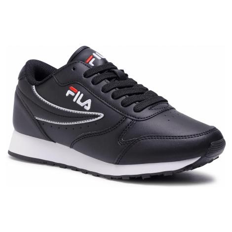 Sneakersy FILA - Orbit Low Wmn 1010308.25Y Black