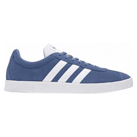 adidas VL COURT 2.0 niebieski 8 - Obuwie męskie