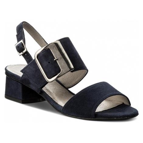 Sandały EDEO - 3185-170/170 Granat