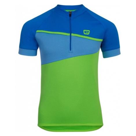 Etape PEDDY zielony 128-134 - Koszulka rowerowa dziecięca
