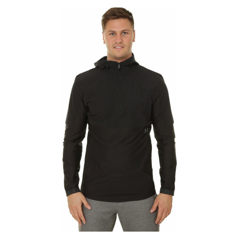 bluza Under Armour Sportstyle Woven 1/2 Zip - 001/Black