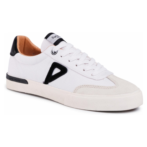 Sneakersy PEPE JEANS - North Summer PMS30633 White 800