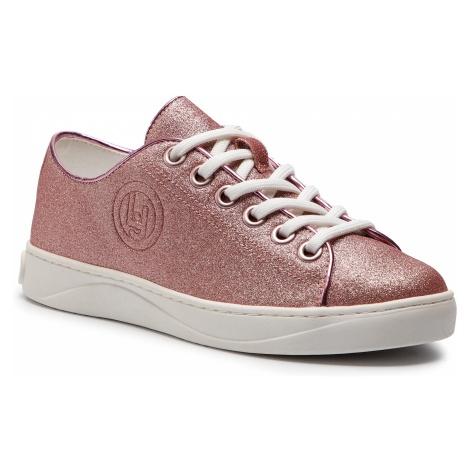 Sneakersy LIU JO - Tyra 03 B19027 TX007 Pink 00006