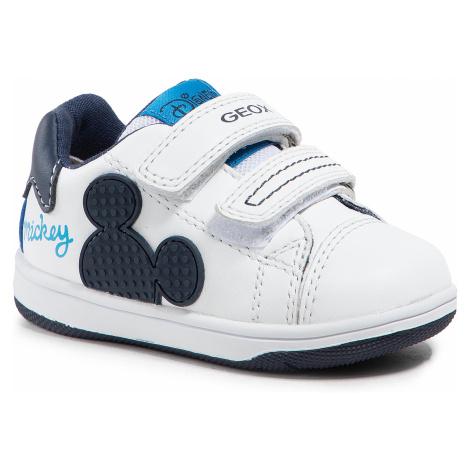 Sneakersy GEOX - B N.Flick B. A B151LA 08554 C0899 M White/Navy