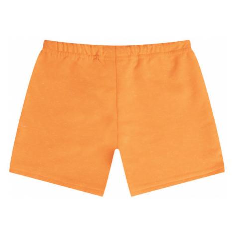 Mayoral Szorty materiałowe 621 Pomarańczowy Regular Fit