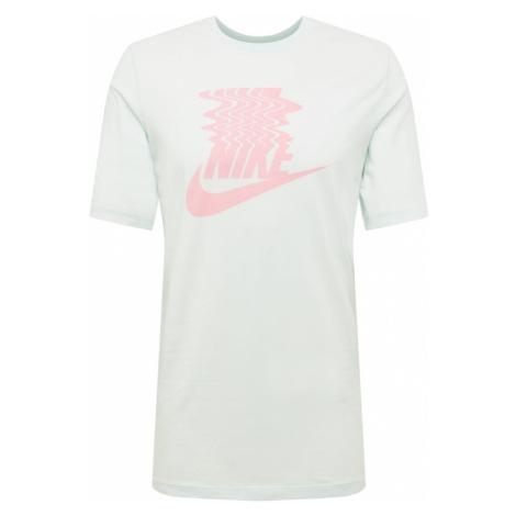Nike Sportswear Koszulka 'M NSW TEE SZNL STMT 11' turkusowy / różowy