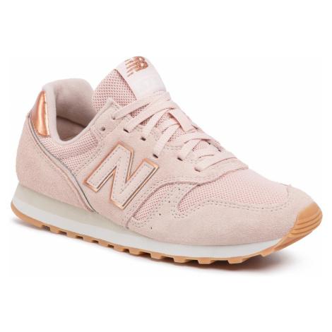 Sneakersy NEW BALANCE - WL373CC2 Różowy