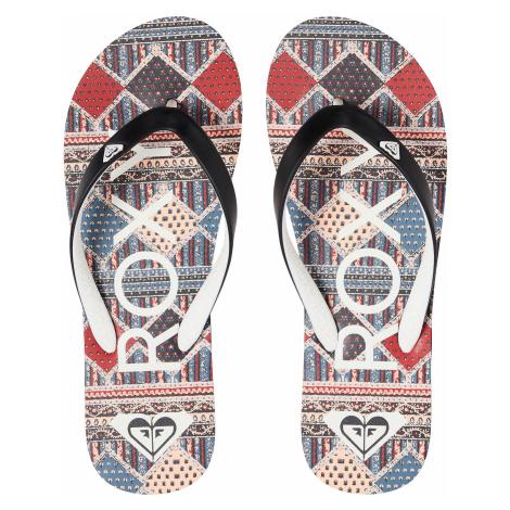 Klapki plażowe damskie Roxy Tahiti ARJL100669