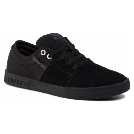 Sneakersy SUPRA - Stacks II 08183-008-M Black