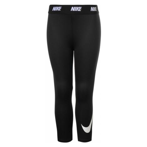 Nike Swoosh Legginsy Niemowlę dziewczęta