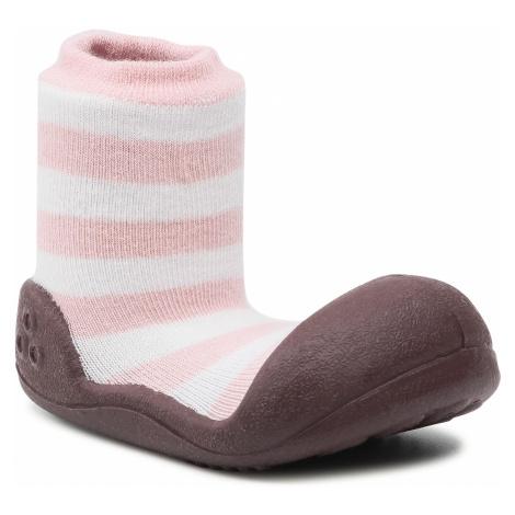 Różowe obuwie dla niemowląt i noworodków