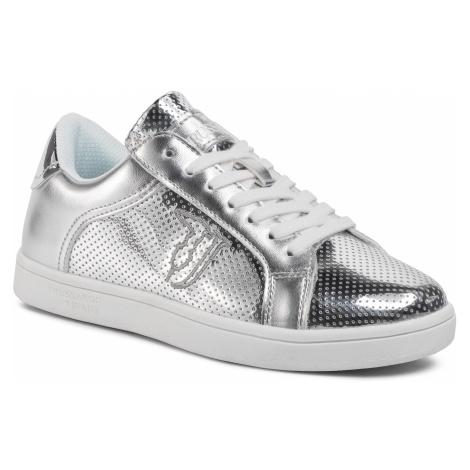 Sneakersy TRUSSARDI JEANS - 79A00528 M020