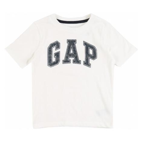 GAP Koszulka 'V-NEW ARCH SCREEN' biały