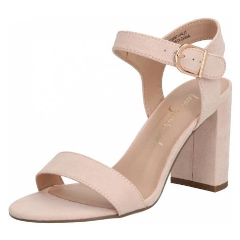 NEW LOOK Sandały z rzemykami 'VIMS 4 - SDT 2PT BLOCK' beżowy