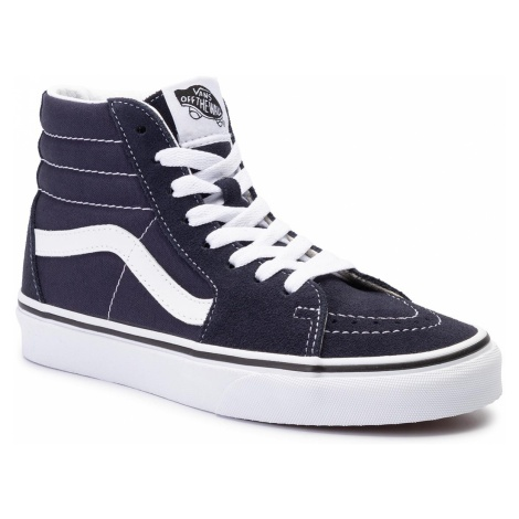Sneakersy VANS - Sk8-Hi VN0A4BV6V7E1 Night Sky/True White