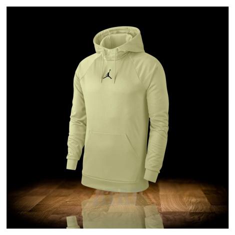 Nike Air Jordan 23 Alpha Therma Men's Fleece Pullover Hoodie Luminous Green