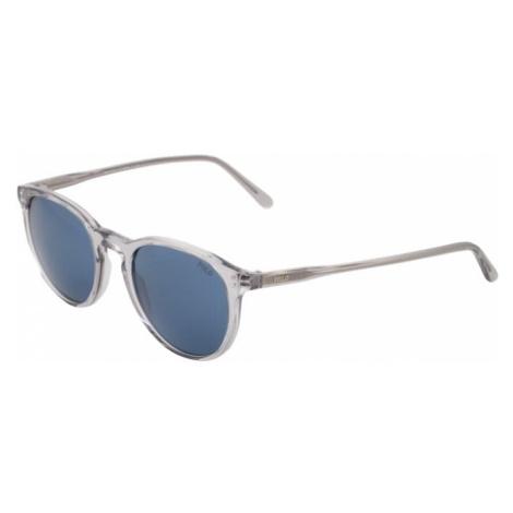 POLO RALPH LAUREN Okulary przeciwsłoneczne niebieski / szary / przezroczysty