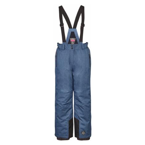 KILLTEC Spodnie outdoor 'Nadiana' gołąbkowo niebieski / czarny