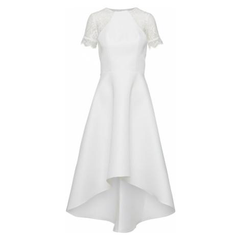 Chi Chi London Sukienka koktajlowa biały