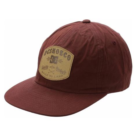 czapka z daszkiem DC Jeaner - RTF0/Winetasting