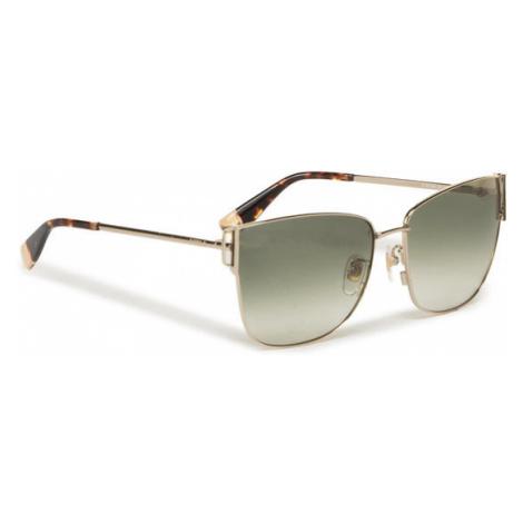 Furla Okulary przeciwsłoneczne Sunglasses SFU464 WD00013-MT0000-AN000-4-401-20-CN-D Złoty